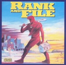 ~BRAND NEW~Rank and File by Rank and File (CD, Feb-2005)~FREE 1ST CLASS SHIP!