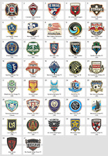 Badge Pin Major League Soccer MLS Football Clubs Soccer Canada United States USA