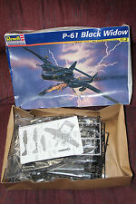 Revell Model P-61 Black Widow Plane 1:48 Scale Ages 10 & Up