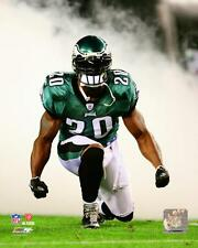 Philadelphia Eagles Brian Dawkins Football Smoke 8x10 Photofile Photo Picture
