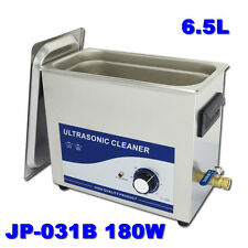 180W 6.5L Ultrasonic Cleaner Machine SUS Cleaning Tan Cleaning Equipment