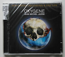 Jean Michel Jarre - Oxygene CD and DVD - 5.1 Surround and PCM Stereo - DVD Live