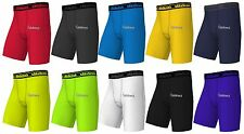 Didoo New Men's Compression Shorts Sports Base Under Layer Tights Running Pants