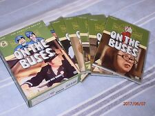 On The Buses - Series 1-7- Complete (DVD, 2009, 11-Disc Set, Box-set)
