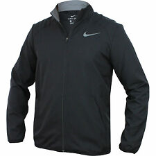 Nike Dry Team Training Jacket Dri-FIT Woven Fabric  - Black Colour Rainwear