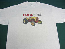 FORD 4000 INDUSTRIAL Tractor tee shirt