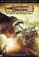Dungeons & Dragons: Wrath of the Dragon God (DVD, 2005)BRAND NEW FACTORY SEALED