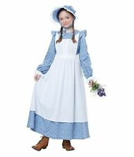 Big Girls' American Pioneer Colonial Costume