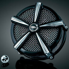 Kuryakyn Mach 2 Air Cleaner Assembly Only Motorcycle Caps/Covers