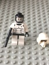 Star Wars LEGO MINIFIG Minifigure Scout Trooper sw005b GENUINE 9489!