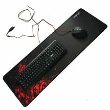 Mouse Pad PC Laptop Mat XXL Large Rubber Speed Gaming Edition Big Size 3 Kinds