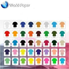 "Heat Transfer Vinyl Press HTV 10"" x 10 Yards, *33 DIFFERENT COLORS*"