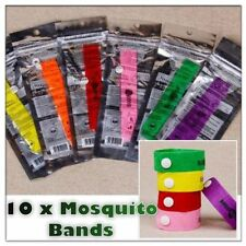 Anti Mosquito Repellent Bracelet Wristband Bands travel Mozzie Insect Camping