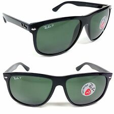 RAY BAN RB4147 601-58 New Sunglasses polarized Unisex Black Made In Italy