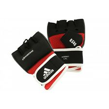 adidas Weighted Shadow Boxing Gloves Mexican Quick Wrap Weight Training Gloves