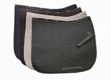 Riviera AP Cotton Quilted Saddle Cloth Horse Riding