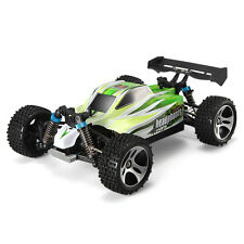 High-Speed 1:18 4WD RC Car JJRC 70KM/H 2.4G Radio Control New Truck RC Buggy