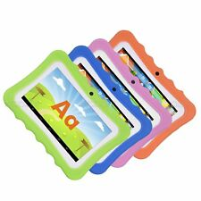7'' inch Quad Core HD Tablet for Kids Android 4.4 KitKat 2Camera WiFi 8GB Child