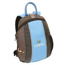 LITTLE LIFE RUNABOUT TODDLER DAYSACK CHILDRENS BACK PACK WITH REINS LEAD