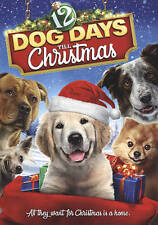 12 Dog Days Till Christmas DVD, 2015, w/Slipcover) New/Sealed, Free Shipping !!