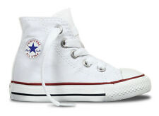 Converse Chuck Taylor Toddler All Star High Top Shoes- White
