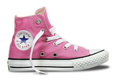 Converse Chuck Taylor Youth All Star High Top Shoes- Pink