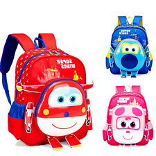Super Wings Kindergarten Shoulders Bag School Bag Boys and girls Child Backpack