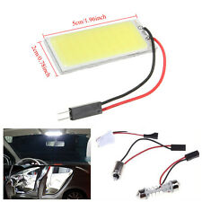Panel COB LED T10 4W 12V Interior Dome White Car New Lamp Light 48 SMD Hot