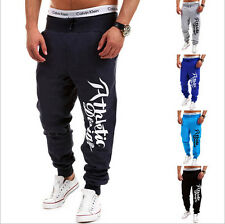 Mens Sports Trouser Dance Pants Hip Hop Loose Slacks Harem Gym Sweat Pants P148