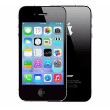 "Unlocked Apple iPhone 4 16GB/32GB IOS Smartphone 3G WIFI 5.0MP 3.5""IPS Sealed"
