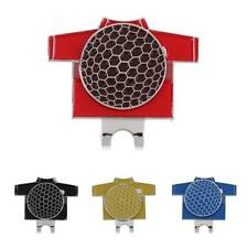 New Magnetic Golf Ball Marker & Hat Clip Quality Alloy Golf T-shirt Pattern