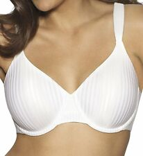 New Playtex Secrets PERFECTLY SMOOTH Seamless Bra 4747 Full Coverage Underwire