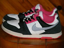 WOMENS NIKE SHOES MAX AIR PINK FORCE 1 FUSION PRE OWNED SIZED 5.5
