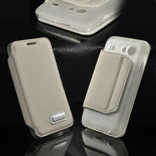 For Samsung Galaxy S Advance i9070 leather Style wallet mobile phone case cover