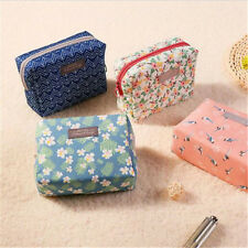 Women Cosmetic Makeup Bag Travel Pouch Toiletry Makeup Pouch Wash Zipper Bags