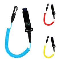 Kayak Canoe Safety Rod Leash Fishing Rod Lanyard Paddle Leash Cord with Compass