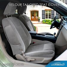 Coverking Velour Custom Tailored Front Seat Covers for Acura RDX