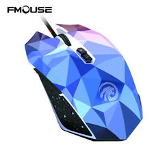 X8 2400DPI 7 Diamond Edition Gaming Mouse Wired Computer Optical Mouse Gamer
