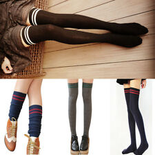 High Stockings Over  Knee Socks Compression Stockings Cylinder College Wind Hot