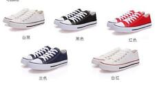 2017 Fashion Men's Chuck Taylor Ox Low High Top shoes casual Canvas Sneakers