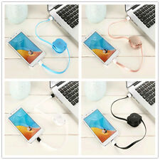 RETRACTABLE MICRO USB DATA SYNC CHARGER CABLE FOR SAMSUNG GALXY ACE