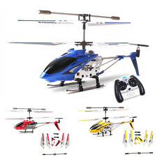 SYMA S107G 3-channel Infrared Remote Control Mini RC Metal Helicopter Gyro UK