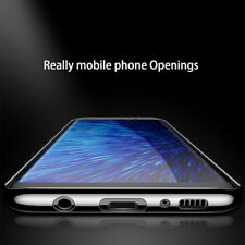 Luxury Transparent Electroplated phone case cover For Samsung Galaxy S8/S8 plus