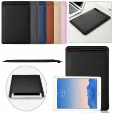 """PU Leather Sleeve Case Cover Pouch +Pen for Apple Pencil & iPad Pro 10.5"""" 9.7""""us"""