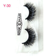 Makeup False Eyelashes Women For Party Eyelash Extension 3D Real Mink Eyelash