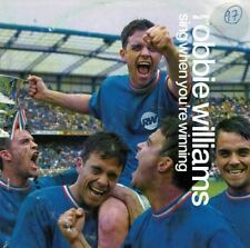 Robbie Williams: Sing When You're Winning CD (2000) - Disc Only/No Case