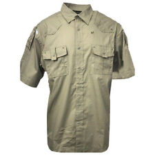 New Rocawear Short Sleeve Griffin Grey Mind Pollution Woven (Retail 64.00)