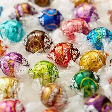50x Lindt Lindor Assorted Chocolate Truffle To Choose From Wedding Flavours Gift