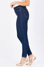 NEW JAG Womens Skinny Jeans The Rosie High Rise Ankle WashedBlue