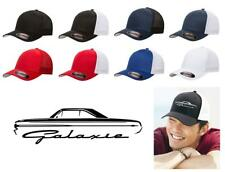 1964 Ford Galaxie Hardtop Classic Car Color Outline Design Hat Cap